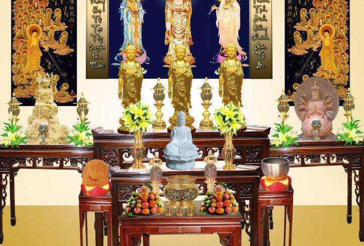 Mơ thấy bàn thờ Phật