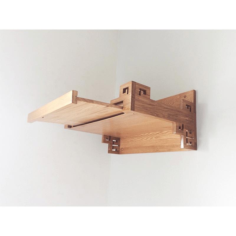 Nên đặt bàn thờ gỗ Sồi ở những vị trí cao nhất