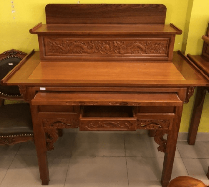 Kích thước bàn thờ 2 cấp thiết kế chuẩn
