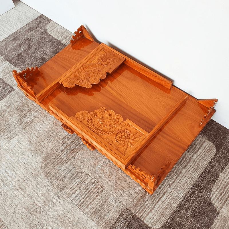 Bàn thờ treo tường gỗ Gõ đỏ