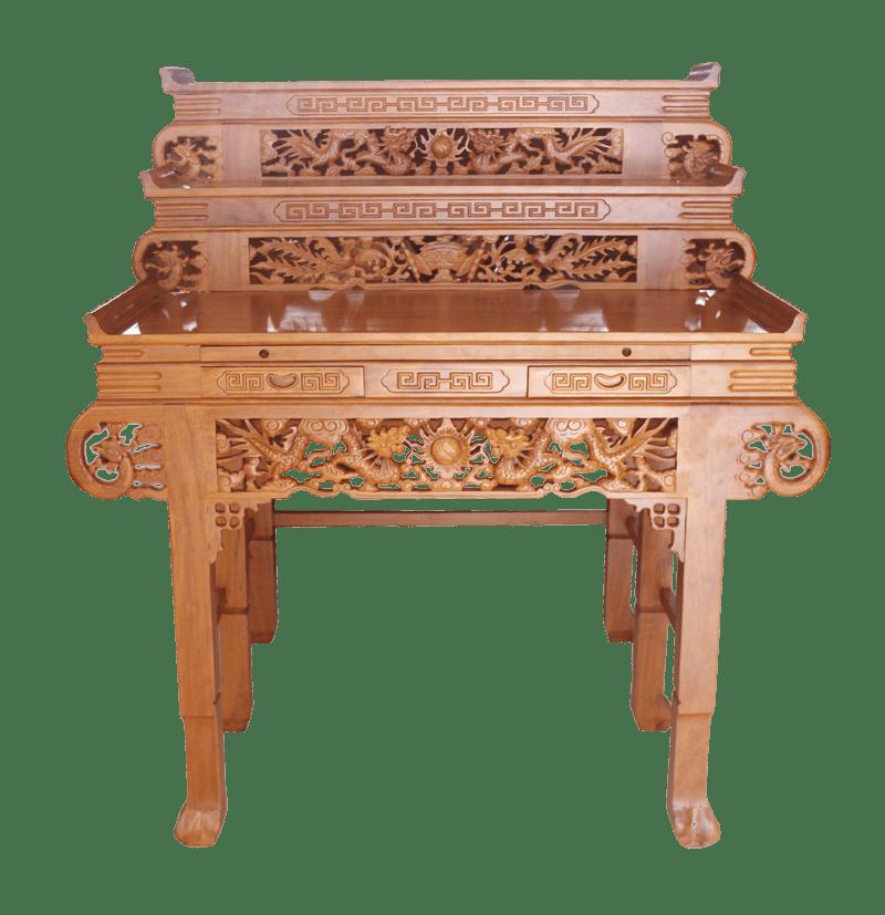 Mẫu bàn thờ tam cấp đẹp của Mộc Gia