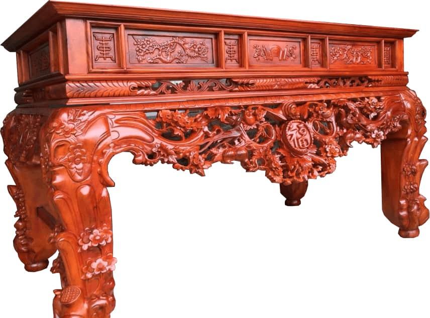 Bàn thờ cần được đặt ở vị trí cao ráo, trang trọng