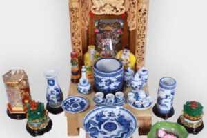 bộ bàn thờ thần tài gồm những gì