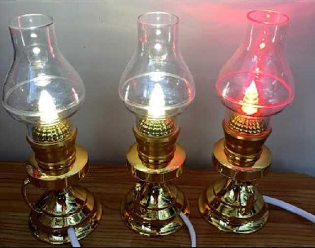 Chọn đèn thờ có màu sắc ánh sáng phù hợp với tâm linh