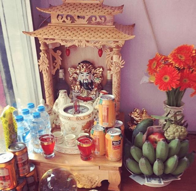 Chọn hướng đặt bàn thờ phù hợp
