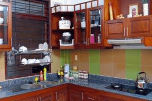 bàn thờ bếp