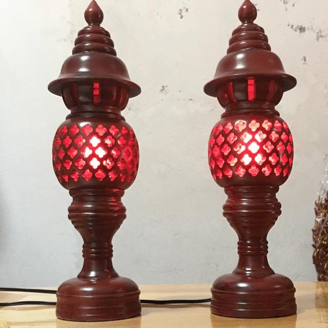Đây là chiếc đèn có nhiều mẫu mã rất đa dạng