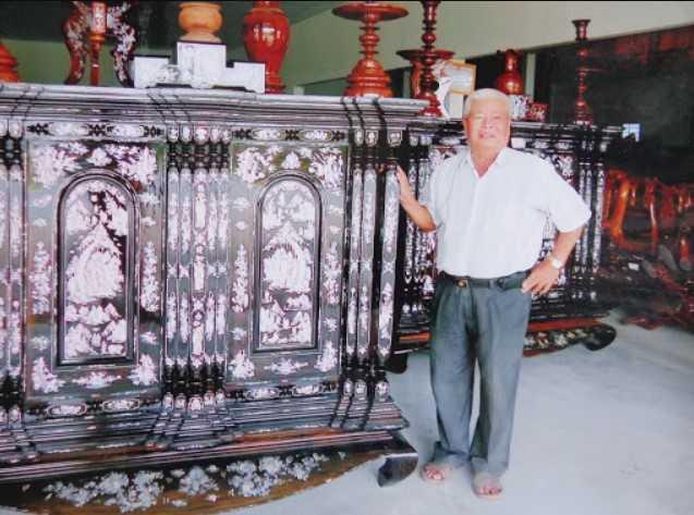 Mộc Gia Group - Đơn vị cung cấp tủ thờ Gò Công hàng đầu
