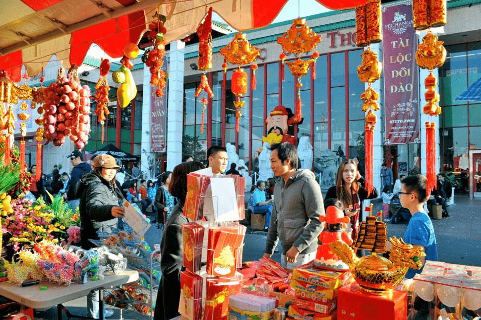 Người Hoa có một nét văn hóa đặc sắc