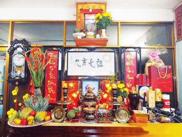 Thờ cúng đã trở thành một nét đẹp truyền thống từ lâu đời của người phương Đông