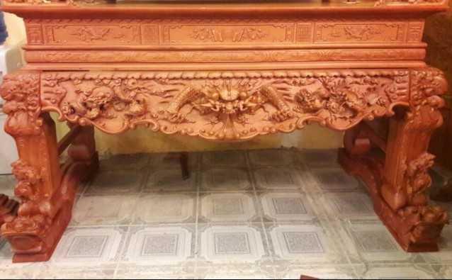 Ưu điểm của bàn thờ chân quỳ