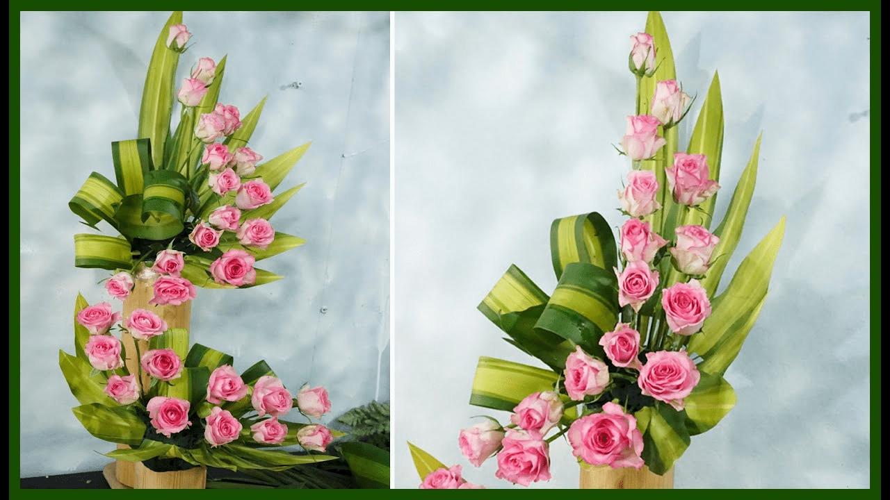 Cắm hoa bàn thờ phật ngày cưới