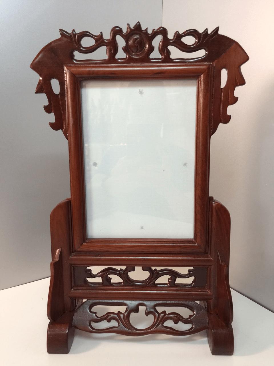 Lựa chọn khung ảnh thờ gỗ có độ bền