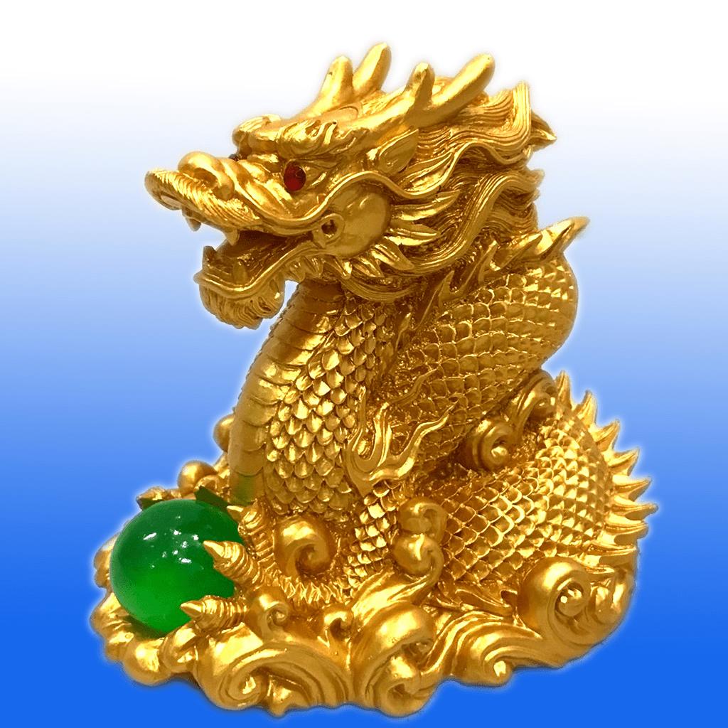 Rồng là linh vật biểu tượng của sự sung túc, thịnh vượng