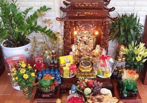 Phong tục thờ Thần Tài tại việt nam